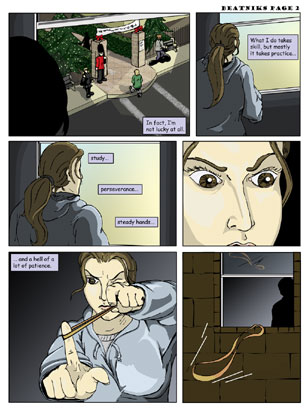 Beatniks, Page 2 - Thumb
